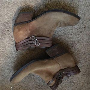 Clarks booties